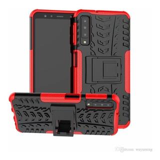 Funda Tired Case Galaxy A7 2018 Sm-a750 Protector Uso Rudo