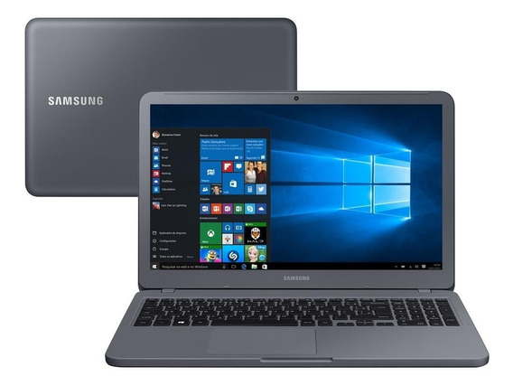 Notebook Samsung E30 Intel Core I3 4gb 1tb 15.6 W10 Titanio