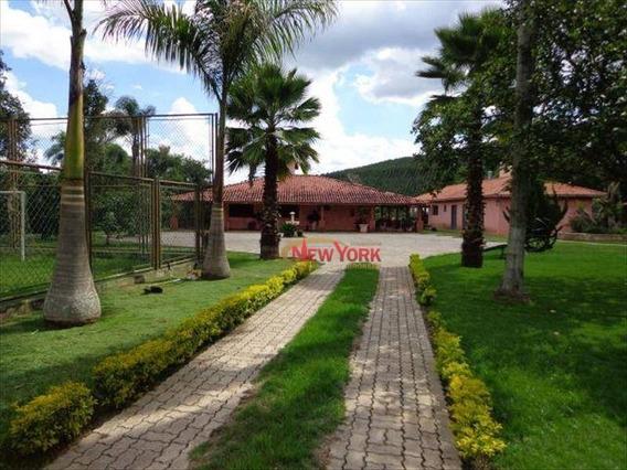 Sítio Rural À Venda, Área Rural De São Carlos, São Carlos - Si0007. - Si0007