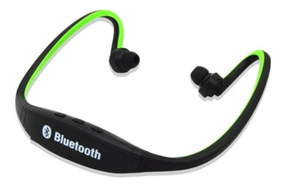 Auricular Ditron Sport Bluetooth Mp3 Vincha Running Micro Sd