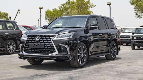 Imagen 1 de 10 de (rhd) Lexus Lx570 S 5.7p En 2021 - Negro