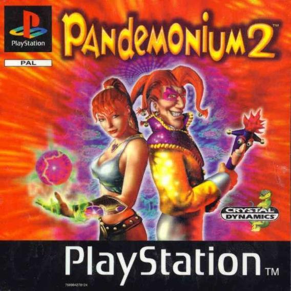 Pandemonium 2 Patch Ps1 Fte Unic