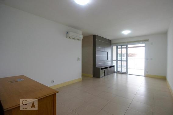 Apartamento Para Aluguel - Barra Da Tijuca - Marapendi, 4 Quartos, 120 - 893016088
