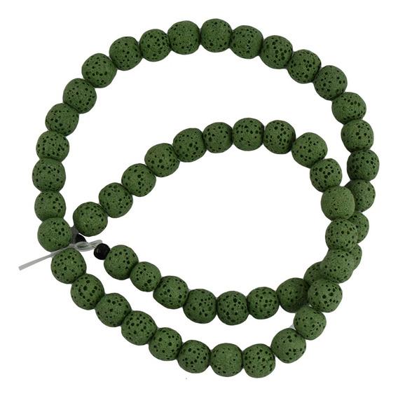 """piedras preciosas de 15 /""""AAA grado uno ramales 48pcs Granos 8 mm Berilo redonda suelta granos"""