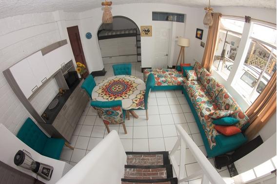 Casa De Playa De 2 Pisos Km Lurin 40 - Playa Arica