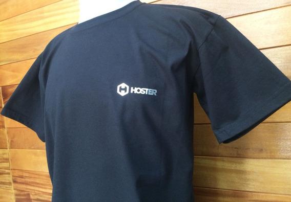 Camiseta Blusa Masculina Feminina Personalizada Hoster!