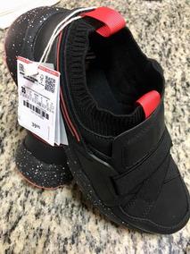 Para Negros Niños Nuevos Zapatos Wars Star Talla 35 Zara dQtshxBoCr
