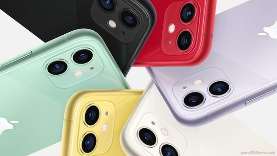 Celular iPhone 11 De 64gb Sellado Nuevo 4g