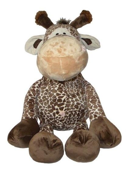 Girafa De Pelúcia Safari - 55cm