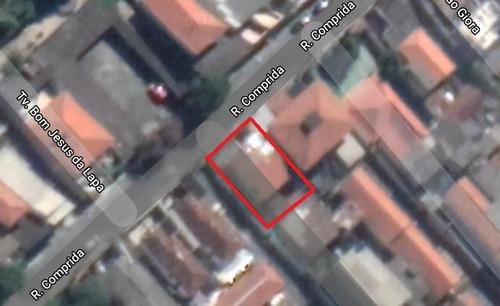 Imagem 1 de 8 de Terreno À Venda, 153 M² Por R$ 420.000,00 - Vila Mazzei - São Paulo/sp - Te0395