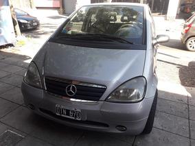 Mercedes-benz Clase A 1.6 A160 Classic 2001