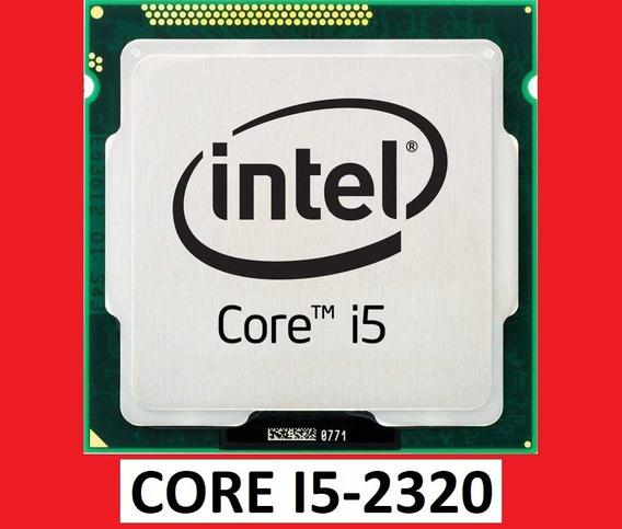 Processador I5 2320 - Pronta Entrega - Melhor Q 2400s 2300