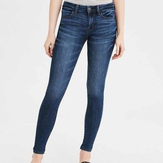 Jeans American Eagle Mujer
