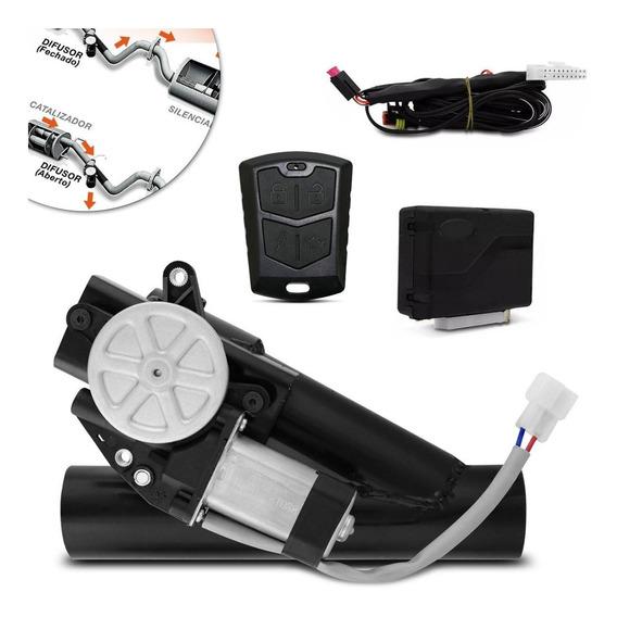 Difusor Eletrônico Escape Universal Ronco Esportivo Controle