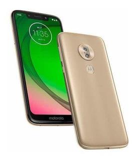 Celular Moto G7 Play Dorado Desbloqueado