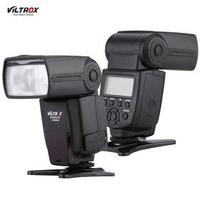 Flash Viltrox Jy680a Speedlite Para Câmeras Canon Nikon