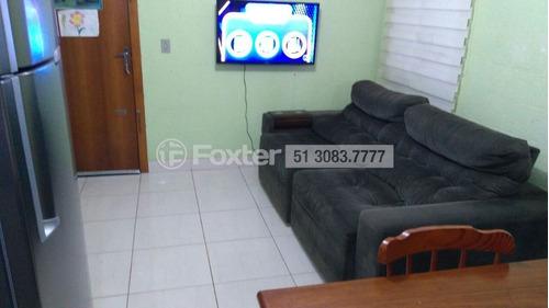 Apartamento, 2 Dormitórios, 38.24 M², Vila Nova - 166087