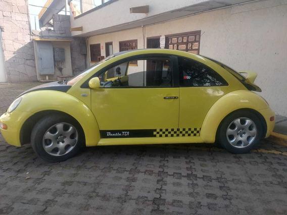 Beatle 2002 Turbo Diesel Vendo O Cambio