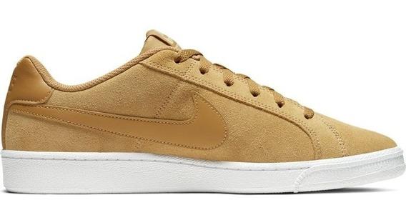 Zapatillas Nike Court Royale Suede Urbana Hombres 819802-701