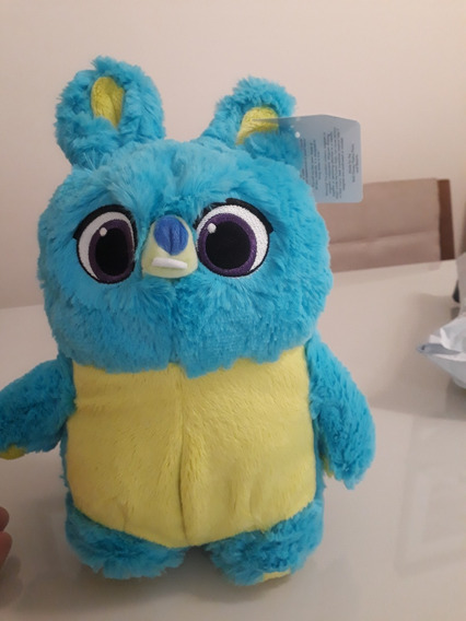 Coelho Bunny Toy Story 4 Pelúcia - Disney Store
