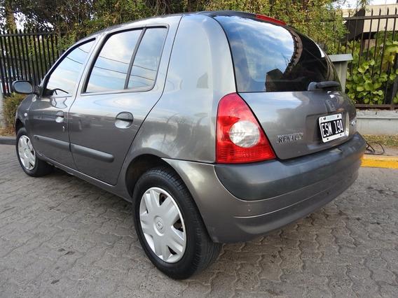 Renault Clio F2 2005 Authentique 1.2 Nafta Aire Y Direccion