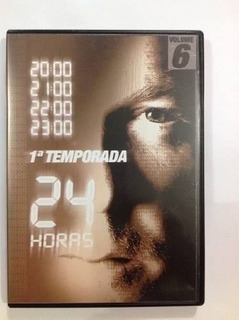 Dvd 24 Horas Temporada 1 Volume 6