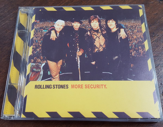 The Rolling Stones - More Security Cd Jagger Keith Richards