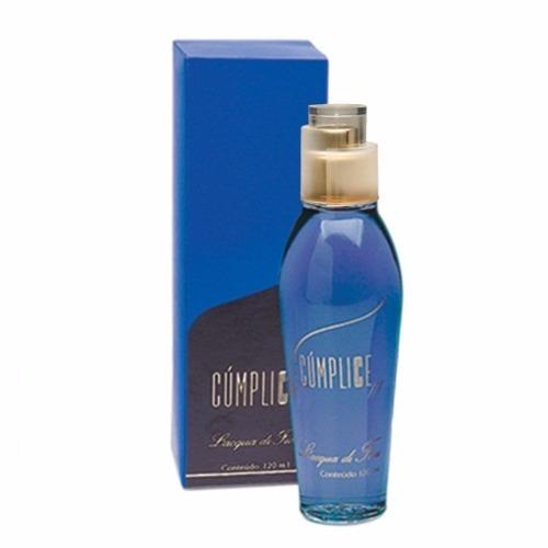 Perfume Feminino Cumplicce 120ml L