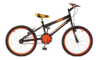 Bicicleta Infantil Aro 20 Rharu Tech