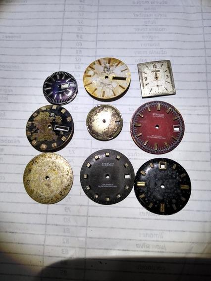 Carátulas De Reloj Para Restaurar