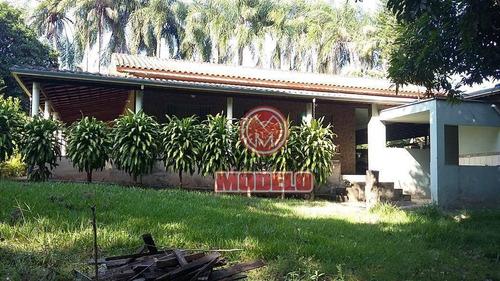 Imagem 1 de 16 de Chácara Residencial À Venda, Jardim Parque Jupiá, Piracicaba. - Ch0099