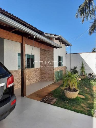 Imagem 1 de 14 de Casa - Portal Do Cerado - 3 Quartos Sendo 1 Suíte - 300 M² - - 296