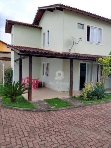 Imagem 1 de 6 de Casa À Venda, 100 M² Por R$ 280.000,00 - Maria Paula - Niterói/rj - Ca0606