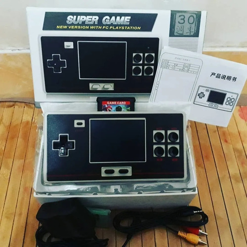 Consola Portatil 600 Juegos Mame