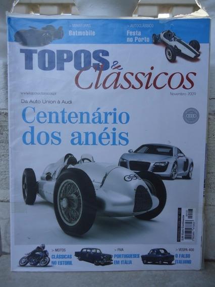 Topos & Classicos N°103 Auto Union Audi Vespa 400 Miniaturas