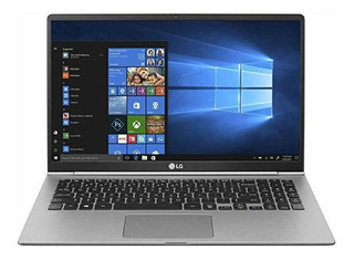 Notebook Lg Gram Laptop 15.6 Full Hd Touchscreen Intel 8th ®