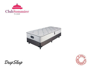Sommier Y Colchon Simmons Deepsleep Resortes 200x100