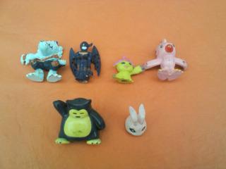 Digimon Lote X 6 Figuras Vendo Solo En Lote Ref 03