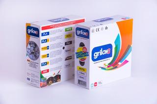 Filamento 3d Simpliflex 1.75 Grilon3 1 Kg Colores Zona Norte