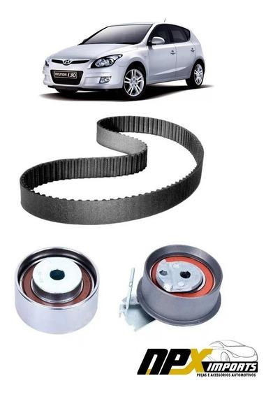 Kit Correia Dentada Tensor Rolamento Hyundai I30 Tucson 2.0 16v