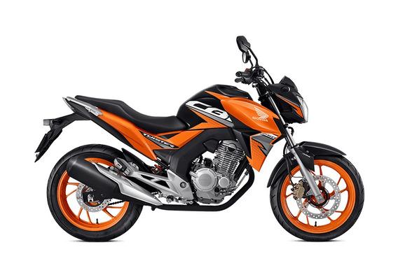 Moto Honda Twister Abs19/19 Zero Pta Entrega 3 Anos Garantia