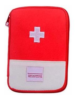 Primeros Auxilio Kit Salud Supervivencia Chico. Envio Gratis