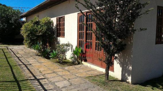 Casa Em Cond. Fechado, De 2 Quartos, Atlântica / Rio Das Ostras - Rj - Ca1423