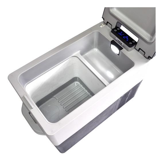 Geladeira Portátil 31 L Quadrivolt 12/24/110/220 V Resfriar