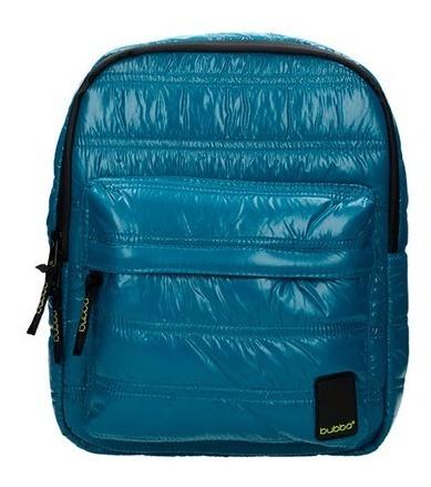 Mochila Bubba Bags Mini Classic Azure Azul 21296 18 Cuotas