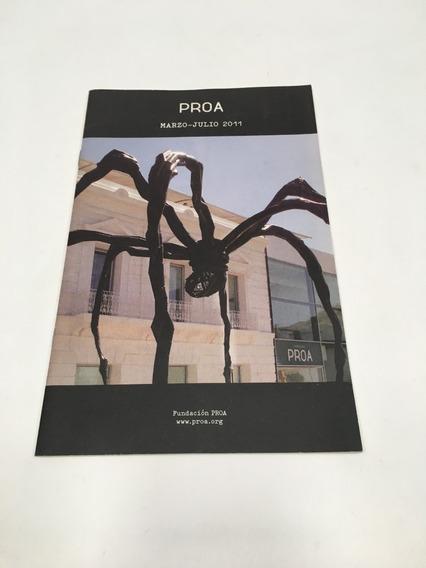 Fundación Proa / Agenda Cultural Marzo-julio 2011