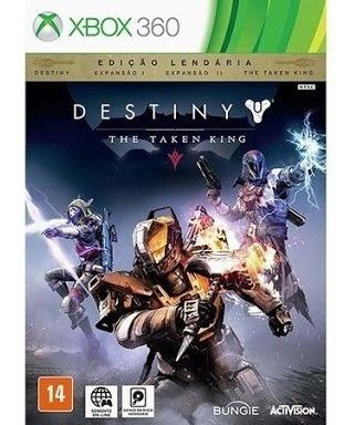 Destiny Edição Colecionador Mídia Digital Xbox 360 Promoção