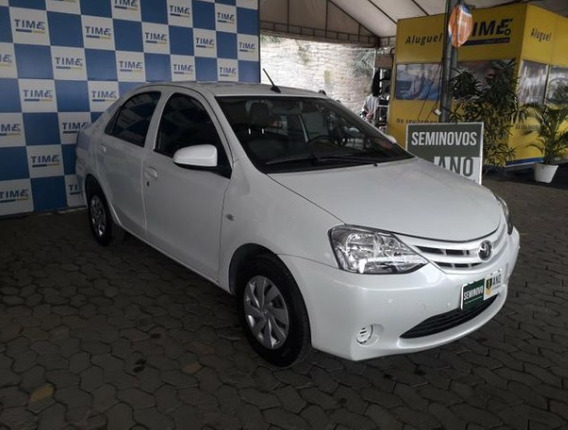 Toyota Etios 1.5x 2016/2017 Aut - 2017