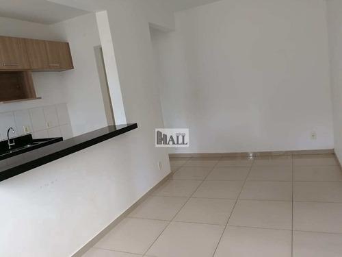 Apartamento À Venda No Rio Das Pedras Com 2 Quartos - V8019