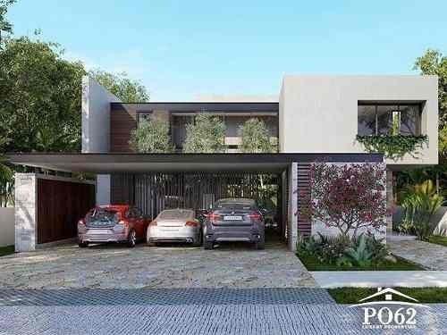 Casa Nueva De 4 Habitaciones (1 En Planta Baja) En El Country Club